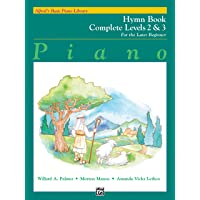 Piano: Hymn Book Complete Levels 2 & 3, for the Later Beginner
