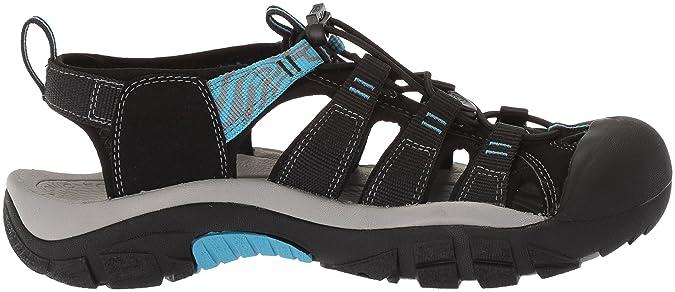 af3c8b1a72e8 Amazon.com  Keen Women s Newport Hydro-W Sandal  Shoes