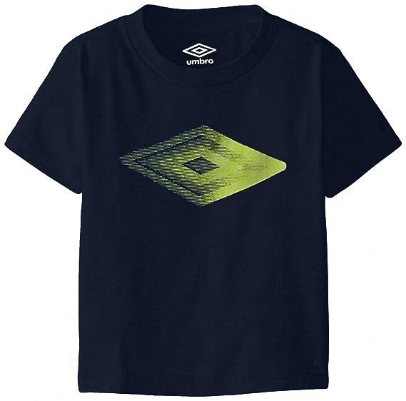 f88bee7272 Amazon.com: Umbro Boys' Little Velocity Graphic Tee, Navy 5/6: Clothing