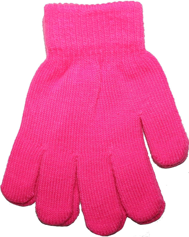 Childrens Neon Bright Florescent Magic Gloves GL102