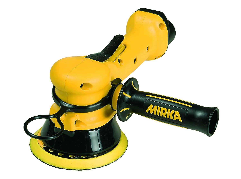 Mirka 8994650111 Schleifmaterialien ROS2 650CV 150-5, 0 Hub, 52L, 12.000