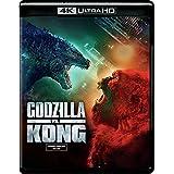 Godzilla vs Kong (BIL/4K Ultra HD + Digital) [Blu-ray]