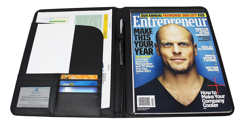 Professional Business Padfolio Portfolio Organizer Image 3