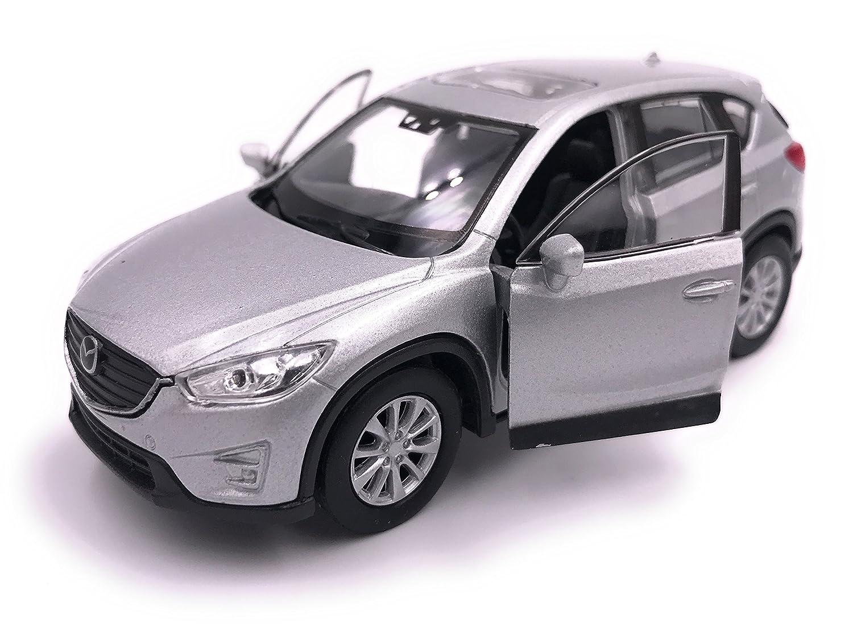 H-Customs Welly Mazda CX 5 model car car PRODUCTO LICENCIADO 1 34-1 39 plata