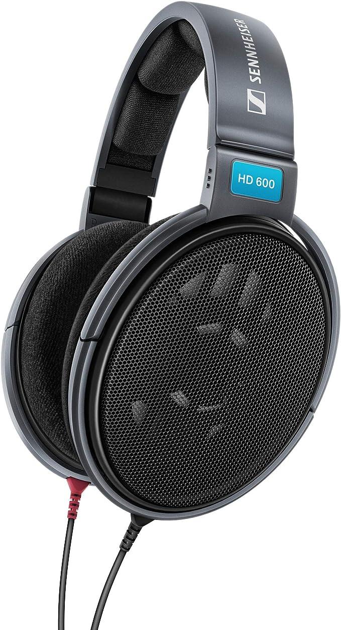 Sennheiser HD600 Cuffia Stereofonica Hi-End Dinamica Aperta