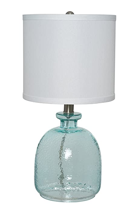 Exceptionnel Catalina Lighting 20687 000 Penny Textured Glass Table Lamp, Plus A FREE  Energy Efficient