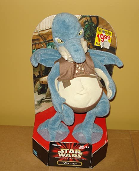 Star Wars Episode I Watto Plush - 11 Inches
