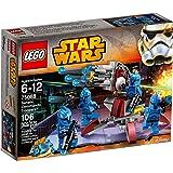 Lego Star Wars - 75088 - Jeu De Construction - Senate Commando Troopers