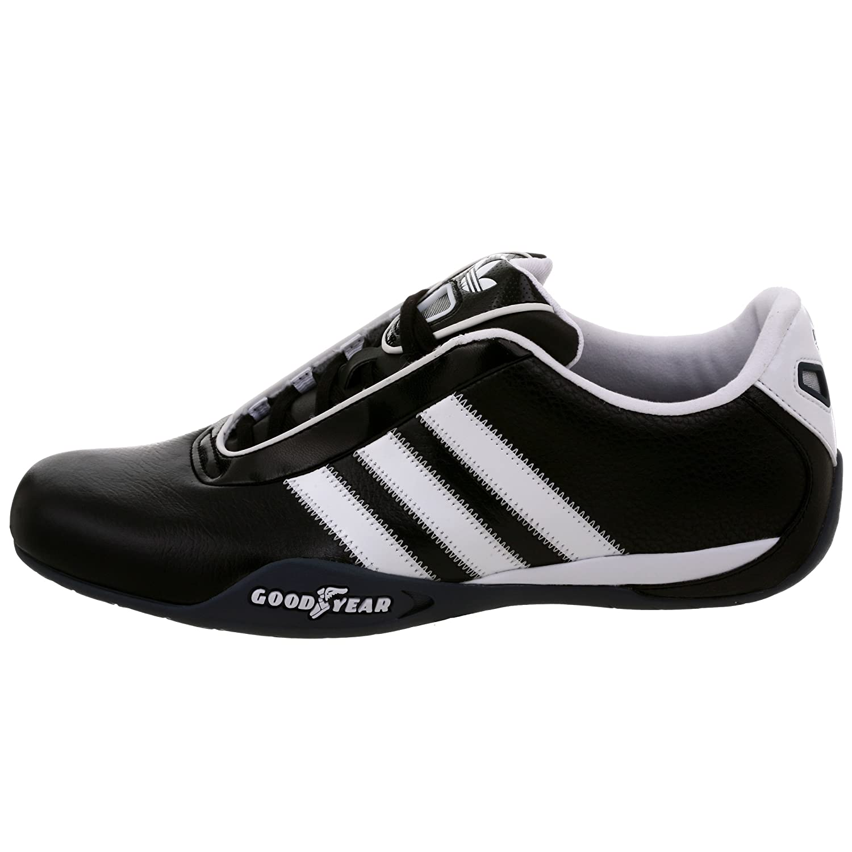 Buy Adidas Men's Goodyear Race Driving Shoe, BlackWhite