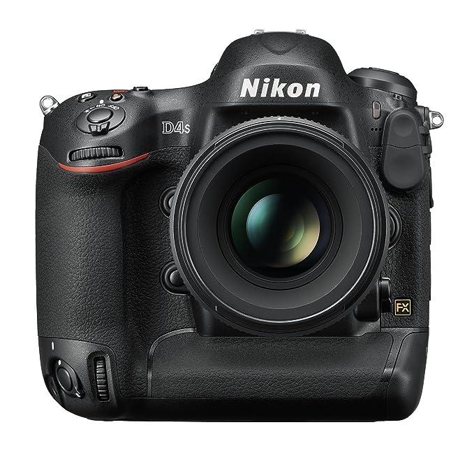 2b625f334 Amazon.com : Nikon D4S 16.2 MP CMOS FX Digital SLR with Full 1080p HD Video  (Body Only) : Camera & Photo