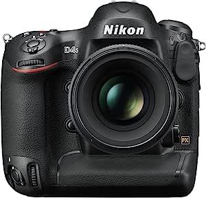 Nikon D4S 16, 2 MP CMOS FX Digital SLR com vídeo Full