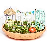 Fairy Garden- Jardín de Los Unicornios, Multicolor, única