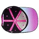 JINX Overwatch Sombra Snapback Baseball Hat, Black, One Size