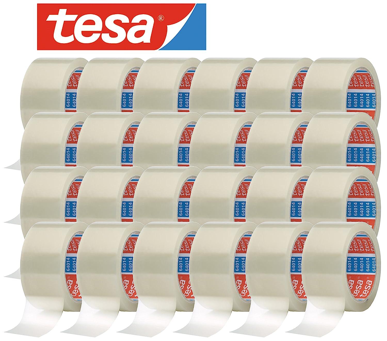 1, 66mx50mm chamois TESA 64014 Klebeband chamois//braun 66mx50mm
