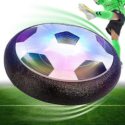 Flybiz Electric Air Hover Ball Air Power Fútbol, Juguete Balón de ...