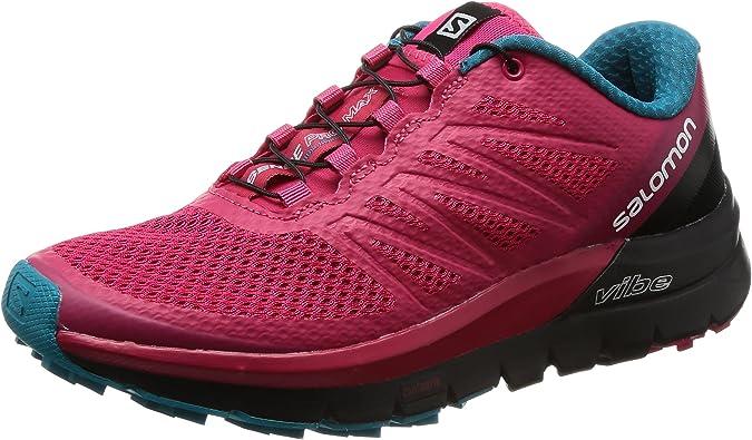 SALOMON Sense Pro MAX W, Zapatillas de Trail Running para Mujer