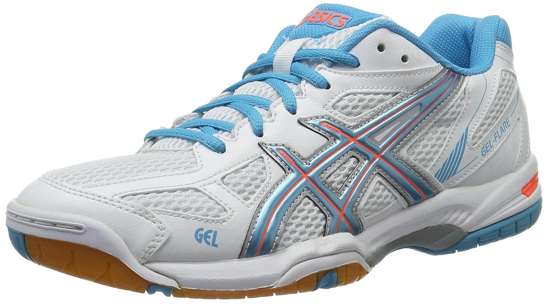 Asics Gel-Flare 5 W, Zapatos de Voleibol para Mujer B45PQ