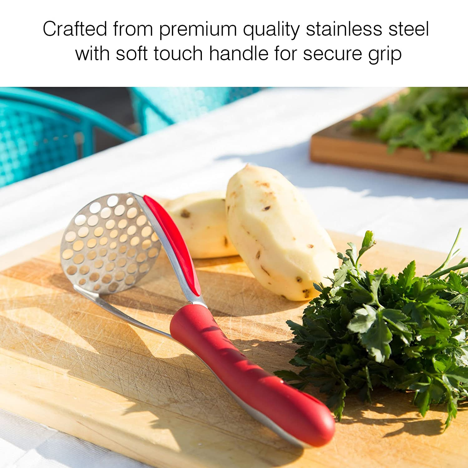 Best Potato Masher Reviews 2019: Top 5+ Recommended 3
