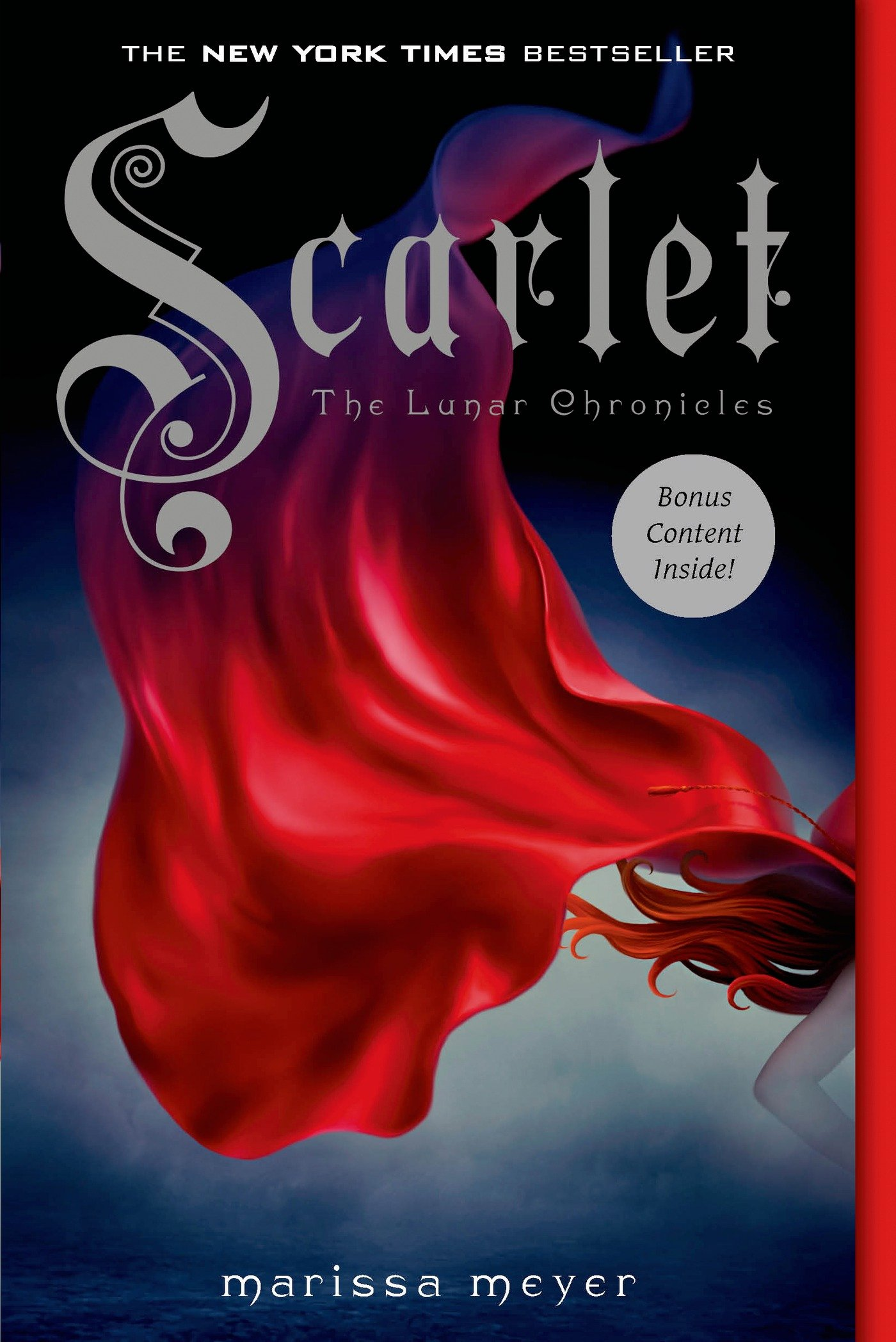 Image result for scarlet by marissa meyer