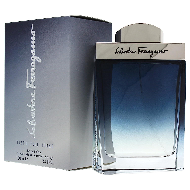 eba5019ba0b3b Ferragamo - Subtil pour homme Eau De Toilette 100 ml vapo  Amazon.es   Belleza