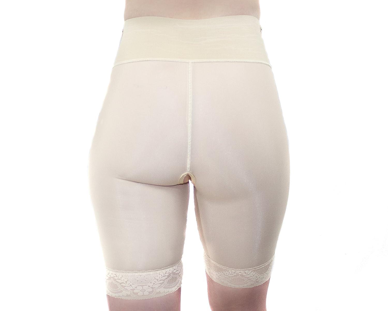 45cbfd68890 Amazon.com  Contour MD Post Surgery Compression Shorts – High Thigh ...