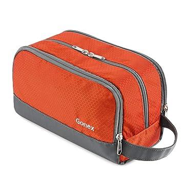 Amazon.com: Gonex - Neceser de viaje (nailon, organizador de ...