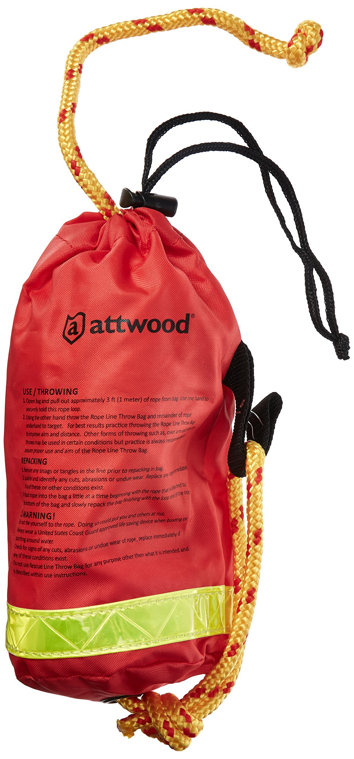 attwood Rescue Line Throw Bag,