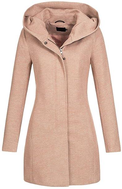 Vero Moda Vmverodona LS Jacket Noos, Abrigo para Mujer: Amazon.es: Ropa y accesorios