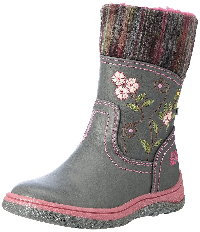 s.Oliver Mädchen 36410 Stiefel  Amazon.de  Schuhe   Handtaschen 160c152b34