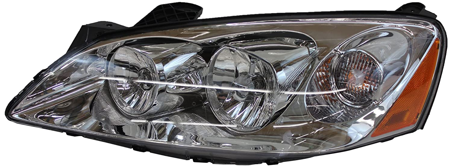 Genuine GM Parts 20787973 Driver Side Headlight Assembly Composite