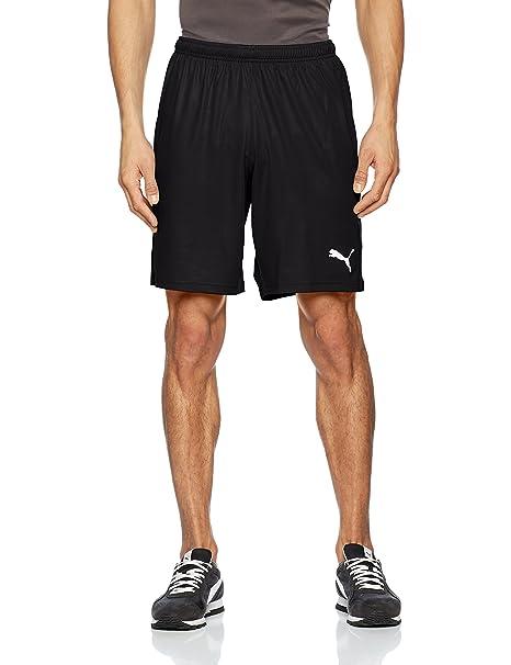 Puma Liga Shorts Fitnesshosen für Damen Schwarz