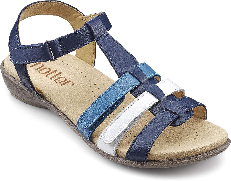 Ladies Hotter T-Bar Shoe France Black 5 Standard Fit Black Suede UK Size 4.5