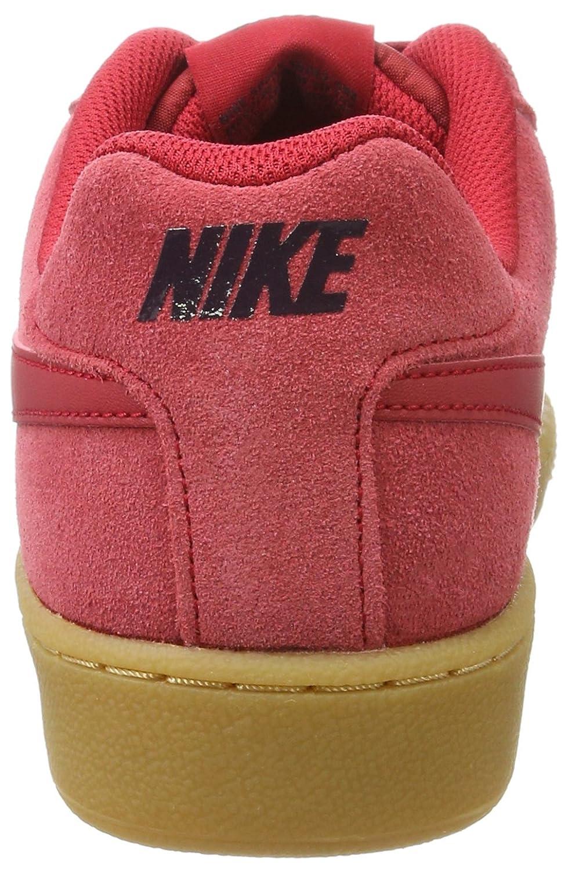 Nike Court Royale Suede Scarpe da ginnastica, Uomo, Rosso (Gym Red/Gym Red/Port Wine/Gum Lt Brown), 44 EU (9 UK)