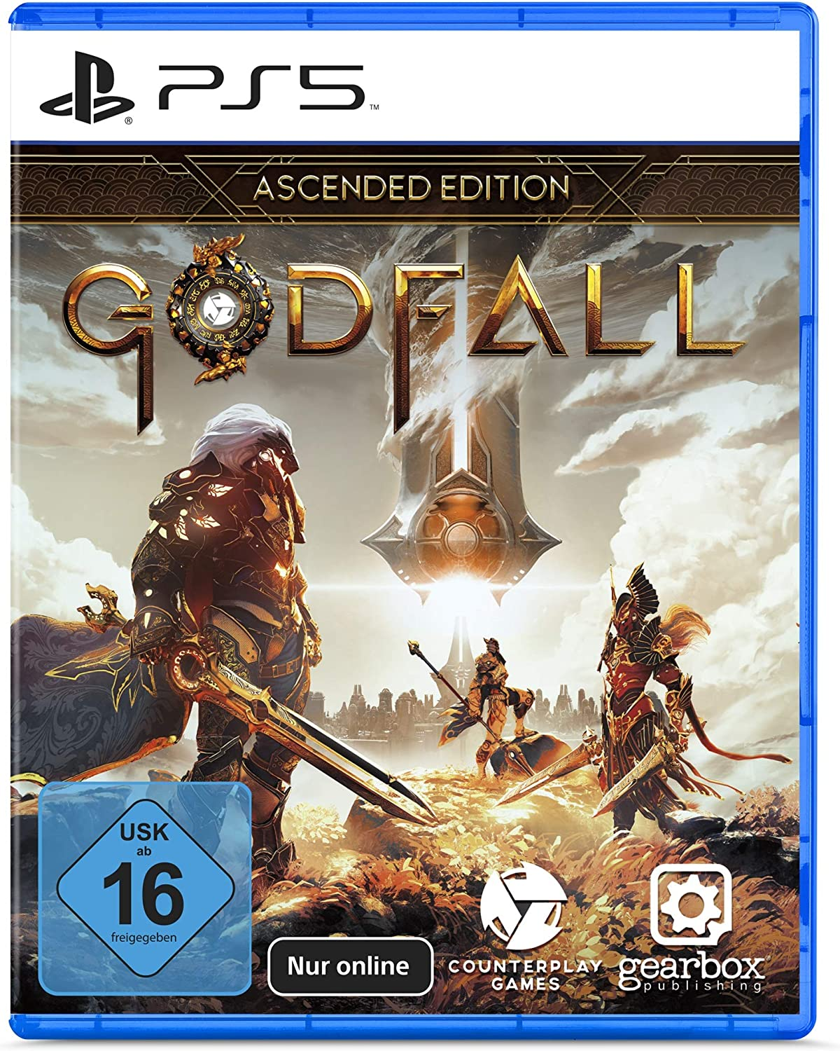 Godfall Ascended Edition PS5