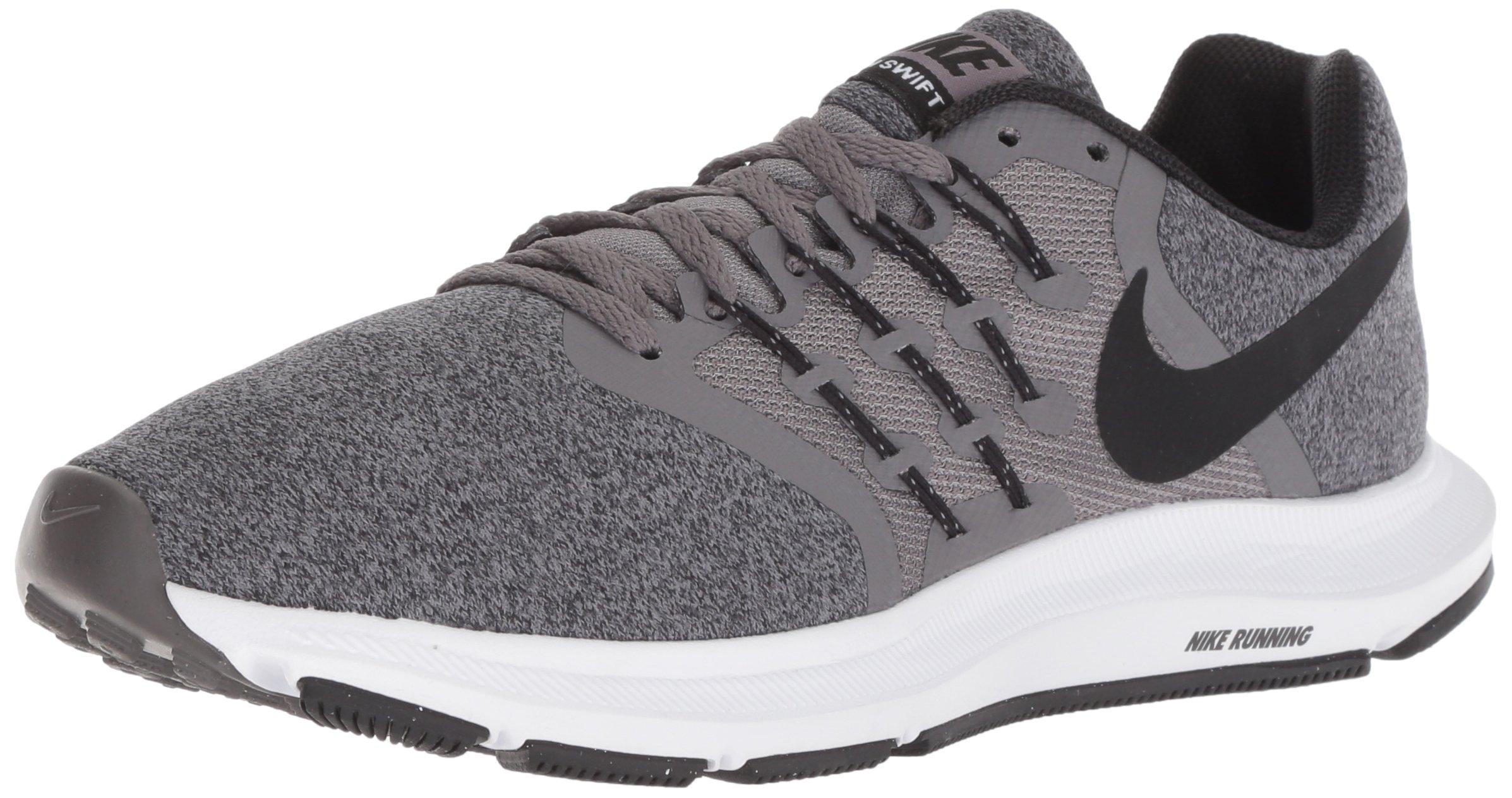 Nike Men's Run Swift Sneaker, Black