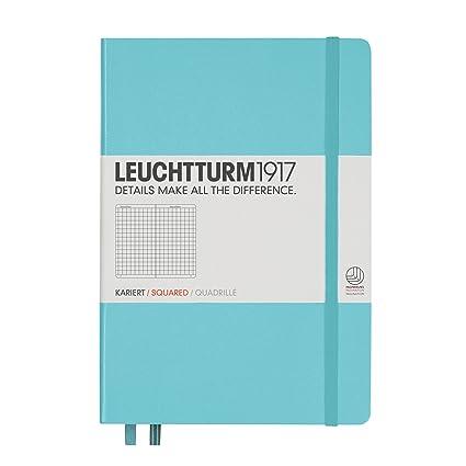 Amazon.com : Leuchtturm1917 Medium Size (A5) Notebook / Journal ...