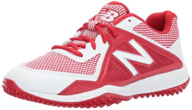 7aa0cc3686585 Amazon.com | New Balance Kids' TY4040 Turf Baseball Shoe | Baseball ...