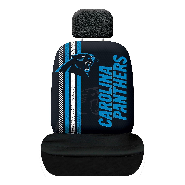 one Size Fremont Die NFL Carolina Panthers Rally Sitzbezug schwarz