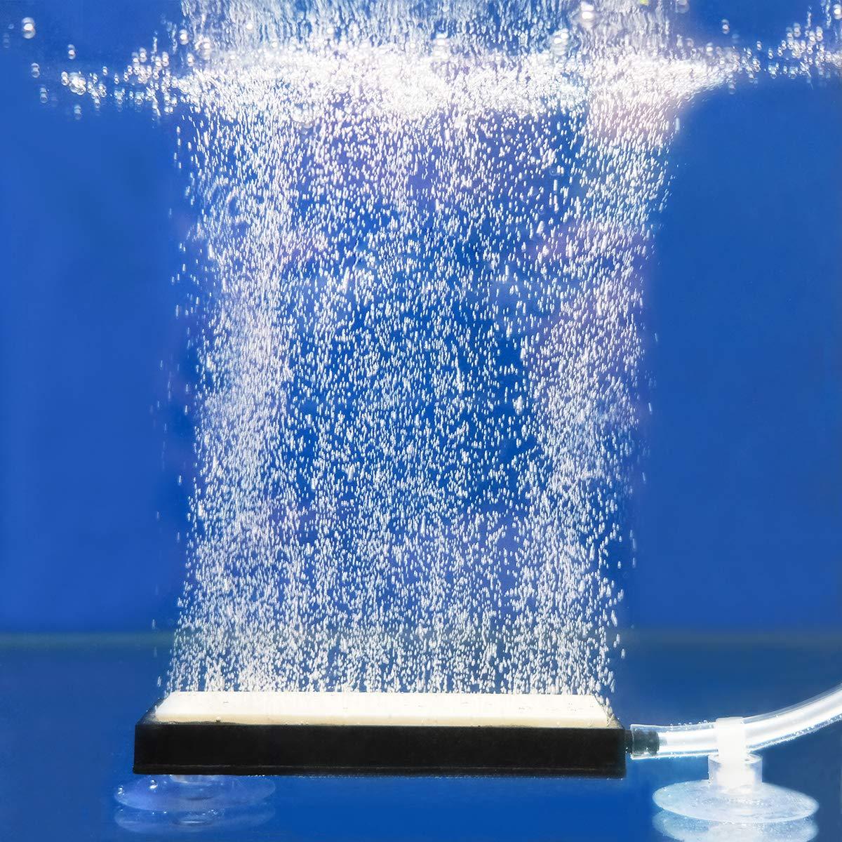 difusor de Micro Burbujas Uniclife Barra de Piedra de Aire para Acuario 2 Unidades 10 cm