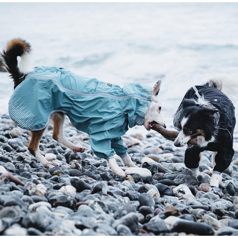 Hurtta Rain Blocker, Dog Raincoat, Stream, 16 in by Hurtta (Image #4)