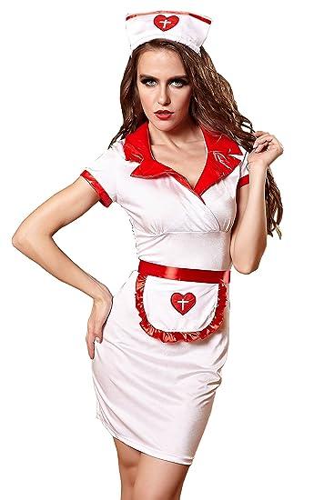 Flirty nurse