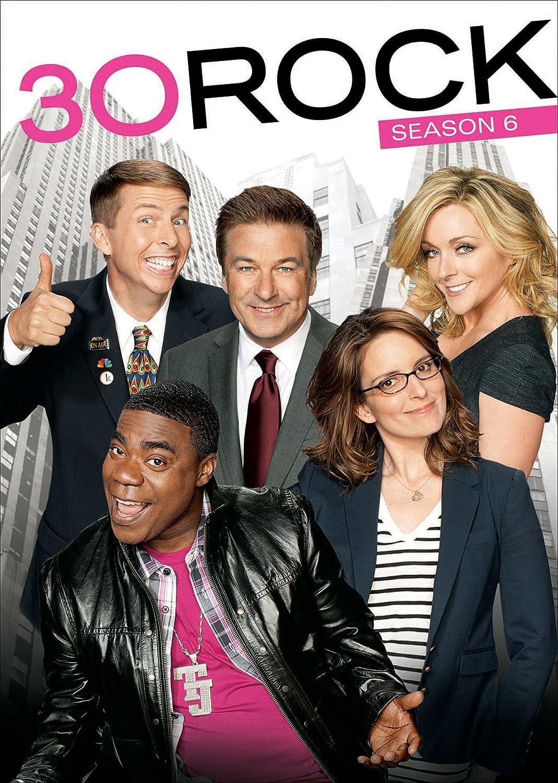 Amazon.com: 30 Rock: Season 6: Tina Fey, Alec Baldwin, Tracy Morgan ...