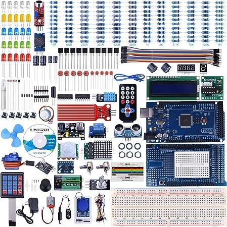 Für  Arduino Projekt Starter Set Kit R3 For Raspberry Pi Nano V3.0 2560