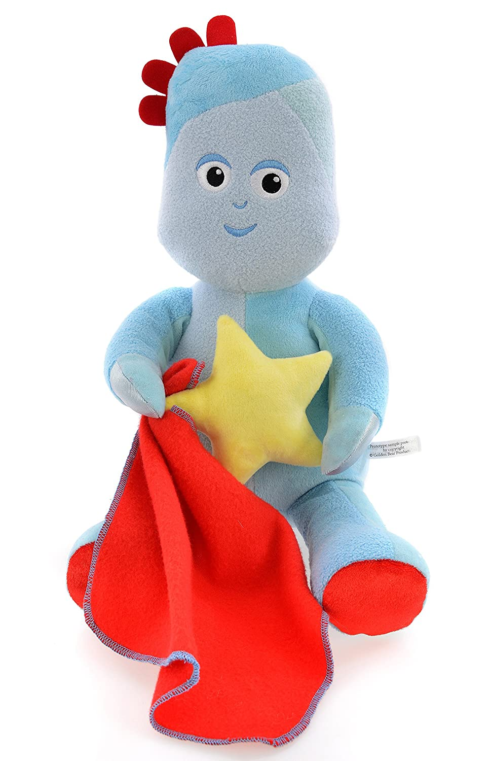 In the Night Garden Twinkling Lullaby Iggle Piggle Soft Toy Golden Bear Products Ltd 1587
