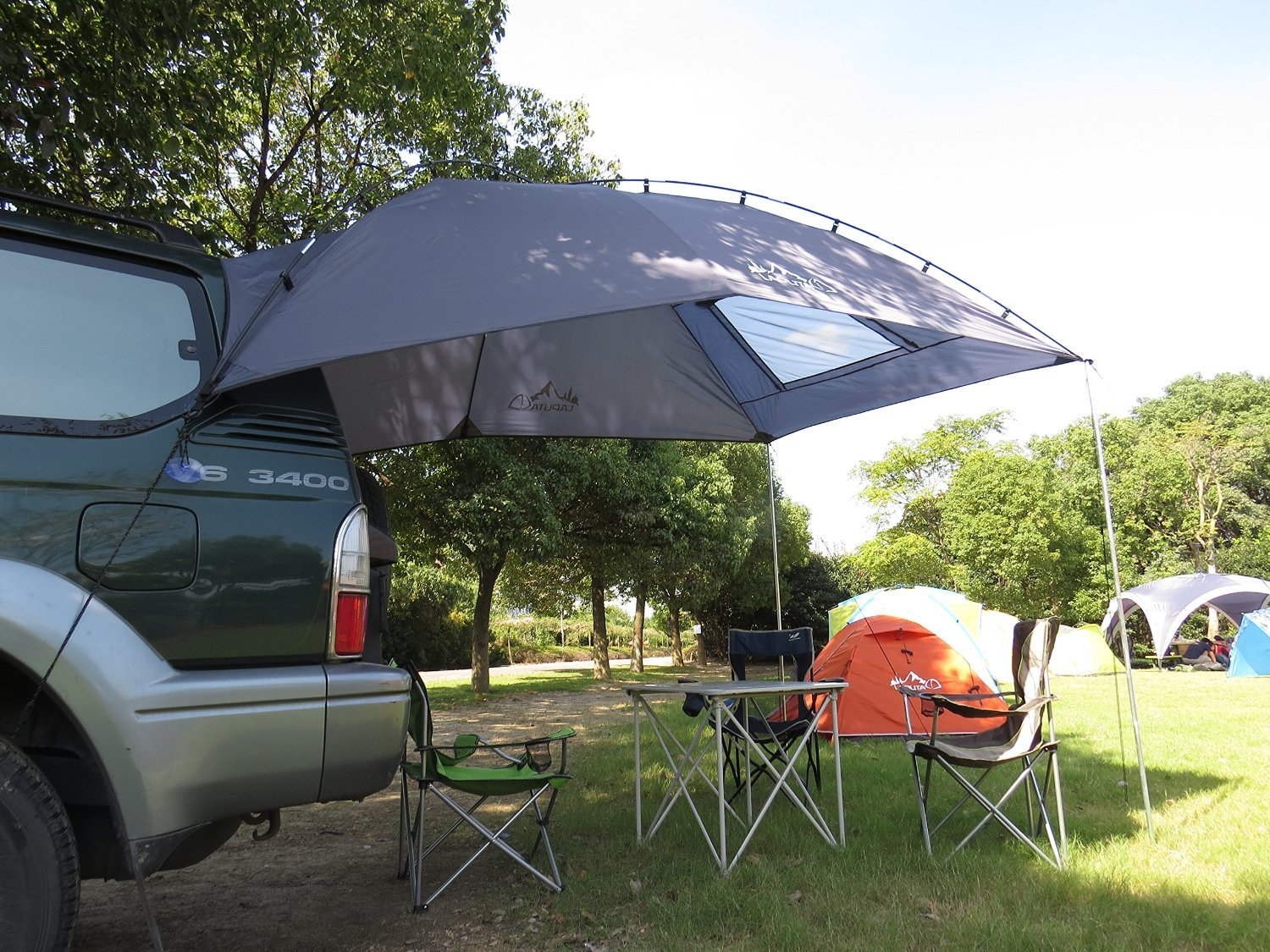 and camping shade roof awnings awning product rack city adelaide