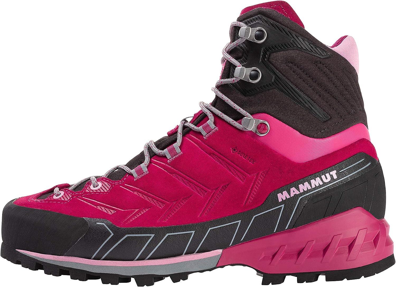 Mammut Kento Tour High GTX, Zapatillas para Carreras de montaña para Mujer: Amazon.es: Zapatos y complementos