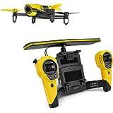 Parrot - Bebop Drone con Skycontroller, color amarillo (PF725102AA)
