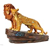 Disney Traditions 4040432 Figurine le Roi Lion Simba et Nala 15,5 cm