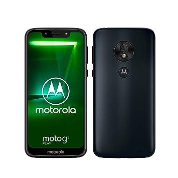 e0f03b20d0c motorola Moto G7 Play deep indigo 32GB unlocked: Amazon.co.uk ...