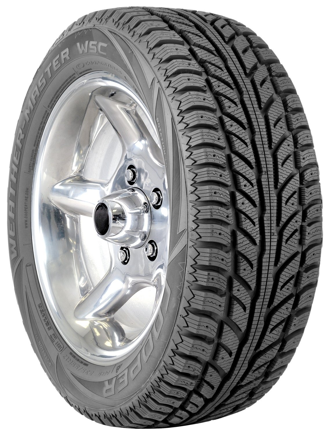 Cooper Weather-Master WSC Winter Radial Tire - 225/50R18 95T 90000021999